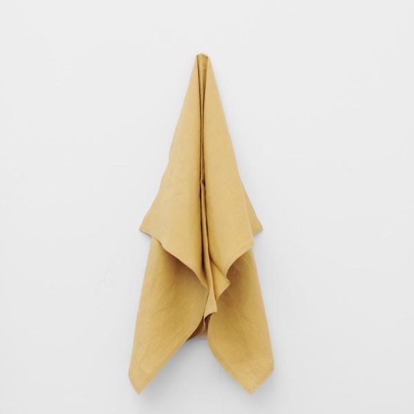 Ręcznik kuchenny lniany Amber