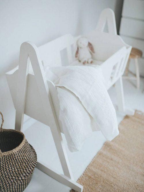 Linen bedding for kids